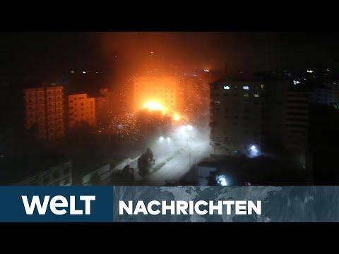 ISRAELS KNALLHARTE ANTWORT: Viele hochrangige Hamas-Militärs getötet | WELT Newsstream