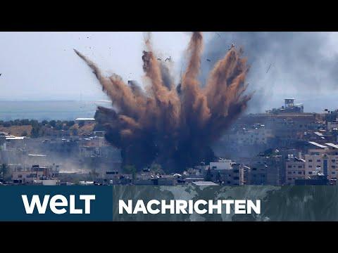 ESKALATION in NAHOST: Angriffe von beiden Seiten - BIDEN schaltet sich ein | WELT Newsstream