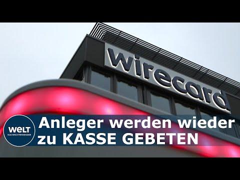 WIRECARD-SKANDAL SPITZT SICH ZU: Insolvenzverwalter will Dividenden von Anlegern zurückfordern