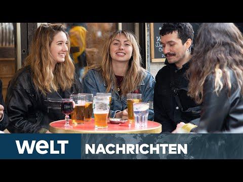 Flickenteppich CORONA-Lockerungen: Shops, Restaurants & Kneipen - was gilt wo?   WELT Newsstream