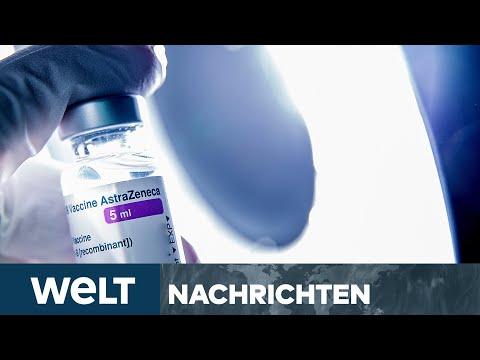 ASTRAZENECA FÜR ALLE: Corona-Überraschung! Covid-19-Impfstoff für alle freigegeben | WELT Newsstream