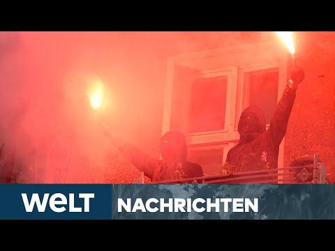 QUERDENKER UND CHAOTEN: Polizei befürchtet wilde Walpurgisnacht und heißen 1. Mai | WELT Newsstream