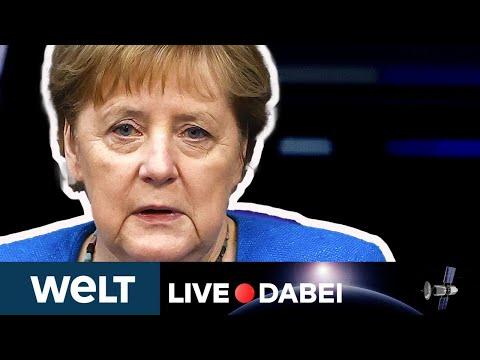 LIVE DABEI! Eine Ära endet! Die wohl letzte Regierungserklärung von Bundeskanzlerin Angela Merkel
