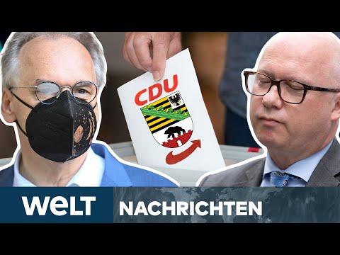 Landtagswahl in Sachsen-Anhalt: CDU klarer Wahlsieger - AfD zweitstärkste Kraft | WELT Newsstream