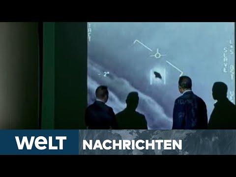 UFO-GEHEIMDIENSTREPORT DER USA: Gibt es Außerirdische? Bericht heizt Diskussion an | WELT Newsstream