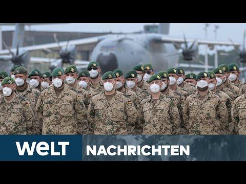 KEHRT MARSCH: Historischer Moment - Afghanistan-Einsatz der Bundeswehr zu Ende   WELT Newsstream