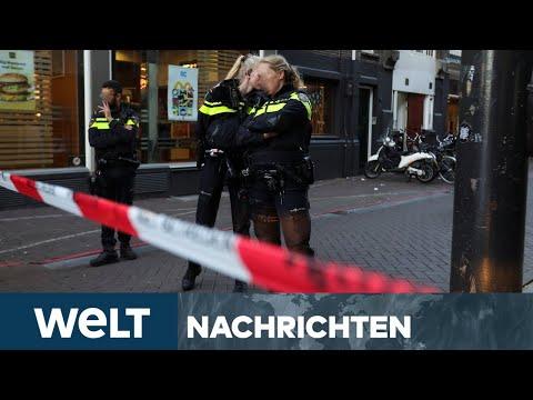 ATTENTAT IN AMSTERDAM: Steckt Mafia hinter Mordanschlag auf Star-Reporter? | WELT Newsstream