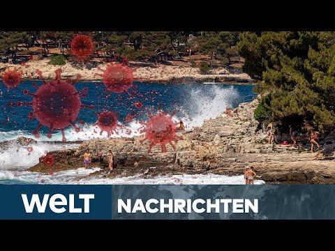 DELTA-VARIANTE: Trotz aufgehobener Corona-Reisewarnung bleibt Urlaub kompliziert | WELT Newsstream