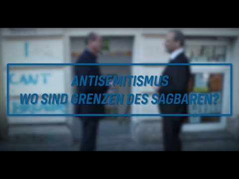 #2021JLID: Antisemitismus – Wo sind Grenzen des Sagbaren?