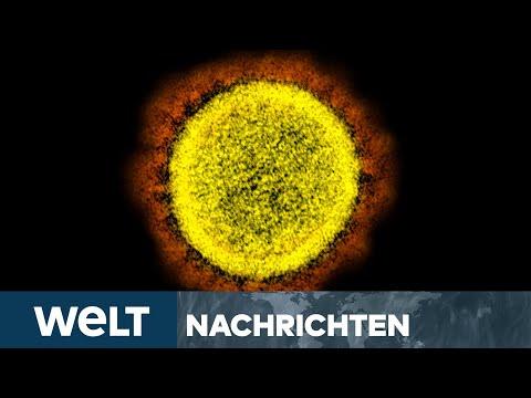 ANGST VOR DELTA-WELLE: Deutschland lockert - Corona-Zahlen in Europa steigen | WELT Newsstream