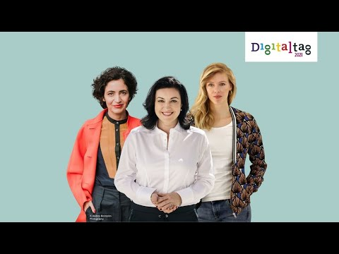 Digitalk: Ist die digitale Zukunft weiblich?