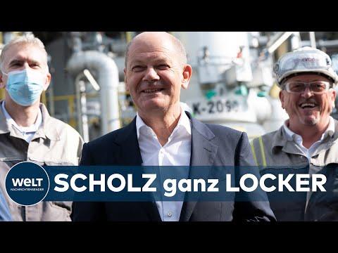 KAMPF UM MERKELS ERBE:  Momentum bei SPD im hochspannenden Rennen ins Kanzleramt - Grüne abgehängt