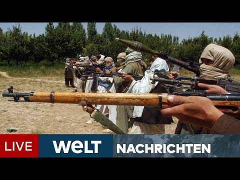 VERZWEIFLUNG IN KABUL: Taliban-Todesschwadronen schlagen zu - Bundeswehr zieht ab | WELT Newsstream