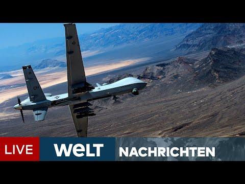 TÖDLICHE VERGELTUNG IN AFGHANISTAN: Amerikanische Reaper-Drohne tötet IS-Führer | WELT Newsstream
