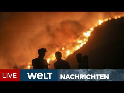 FLAMMENHÖLLE IN DER TÜRKEI: Deutsches Ehepaar tot - Waldbrände außer Kontrolle | WELT Newsstream