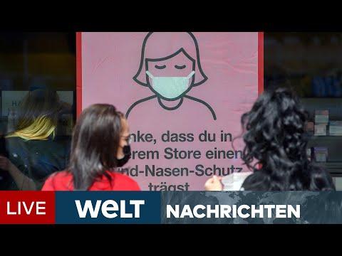 ZU HOHE CORONA-INZIDENZ: Dresden und Leipzig führen Maskenpflicht wieder ein   WELT Newsstream
