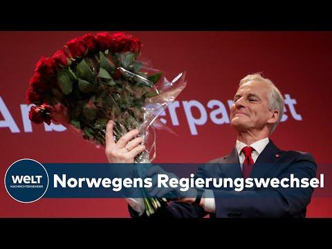WAHL in NORWEGEN: Sozialdemokraten stärkste Kraft