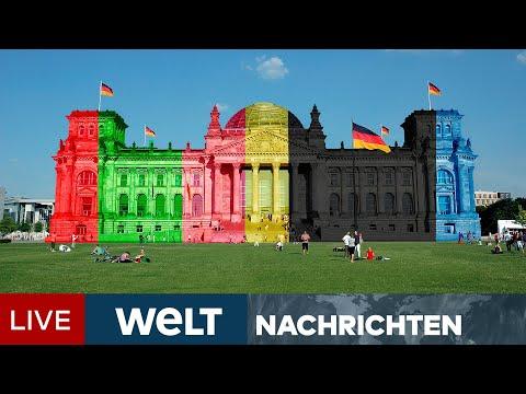 BUNDESTAGSWAHL: Scholz nennt Koalitionsbedingungen - FDP will Grüne einholen   WELT Newsstream
