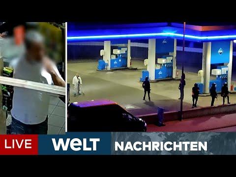 """IDAR-OBERSTEIN: """"Abscheulich!"""" Maskenverweigerer erschießt Tankstellen-Mitarbeiter   WELT Newsstream"""