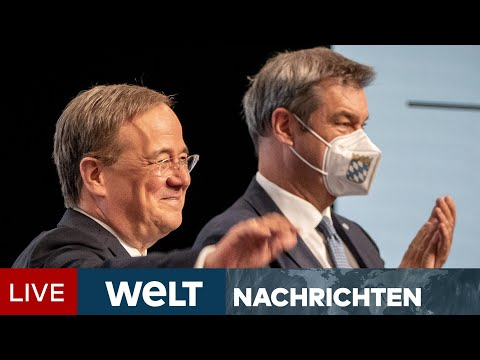 SÖDER BLÄST ZUR ATTACKE: Kampf um jede Stimme - Union will den Turbo starten   WELT Newsstream