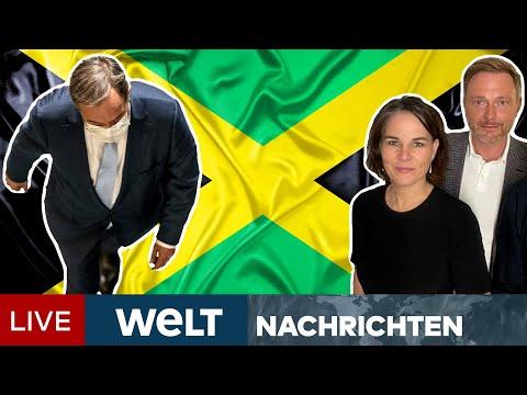 """LASCHET MUSS WEG""? Unruhe in der UNION - GRÜN & GELB beschnuppern sich weiter   WELT Newsstream"