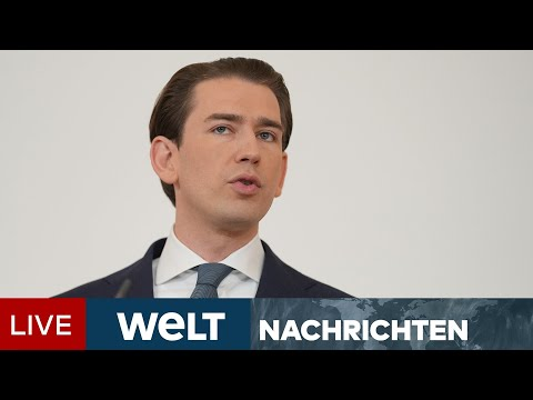 KURZ RÜCKTRITT: Wie der Kanzler sich und die Koalition in Österreich rettet   WELT Newsstream