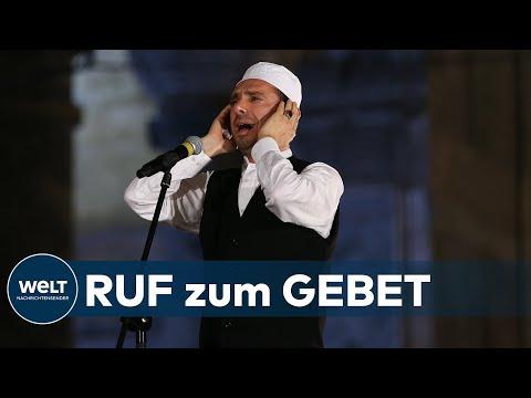 RUF DES MUEZZIN: Islamischer Gebetsruf sorgt in Köln für Aufregung   WELT Thema