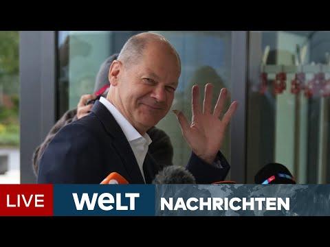 SPD, GRÜNEN UND FDP:  Bei der Ampel wird es ernst - Freitag erste Entscheidung  | WELT Newsstream