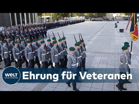 APPELL AM BENDLERBLOCK: Politiker würdigen Einsatz der Bundeswehr in Afghanistan   WWELT Dokument