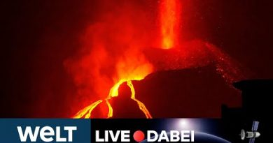 LA PALMA: Kein Ende absehbar – Vulkan in den Cumbre Vieja seit einem Monat aktiv