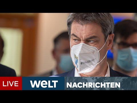 MACHTKAMPF TOBT IN DER UNION: Scharfe Attacke von Söder gegen Parteistrategen   WELT Newsstream